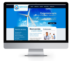 web oxiservices.cl